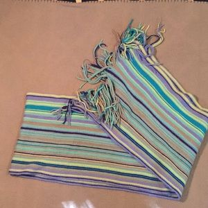 🌼4 for $15🌼 Striped knit scarf